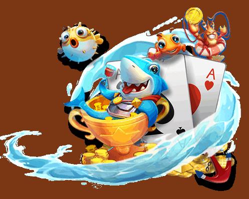 ambbet-fish hunter-เกมยิงปลา 3