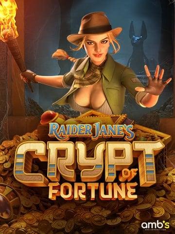 Raider Jane's Crypt of Fortune PG