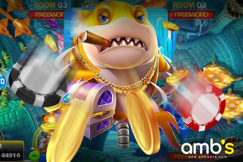 เกมยิงปลา เล่นได้ที่ Ambbets.com